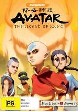 AVATAR BOOK 2: EARTH Volume 3 : NEW DVD