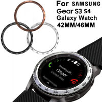 Protector Ring Watch Bezel Cover For Samsung Gear S3 S4 Galaxy Watch 46mm 42mm