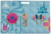 Disney Store Minnie Mouse The Main Attraction Pin Set (4/12): It's A Small World