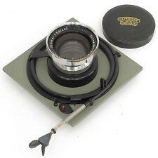 SCHNEIDER Symmar 240mm 5.6 + Sinar Shutter Norma Board