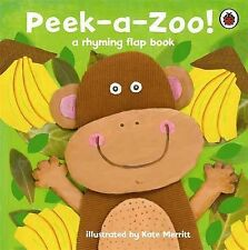 NEW  Peek-a-Zoo by Mandy Ross (Board book, 2008) PEEKAZOO Peek a Zoo