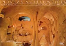 ANDREAS VOLLENWEIDER - CAVERNA MAGICA LP (1983) WORLD MUSIC / NEW AGE