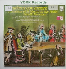 6833 122 - ACADAMY CON AMORE - NEVILLE MARRINER - Excellent Condition LP Record