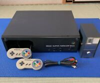 Nintendo SUPER FAMICOM BOX PLUS COIN CASE WORKING UNLOCKED FREE SHIPPING WORLD