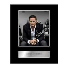 Frank Lampard Signed Mounted Photo Display Derby County FC