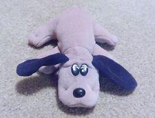 "Vintage Tonka Pound Puppy Vintage 1985 Brown Tan 8"" Long"