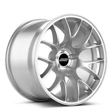 APEX ALLOY WHEEL EC-7 19 X 9.5 ET33 RACE SILVER 5X120MM 72.56MM