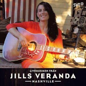 """Jill Johnson - """"Livemusiken från Jills veranda"""" - 2014 - CD Album"""