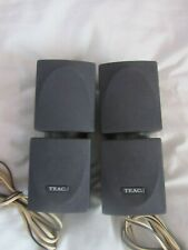 TEAC Satellite Swivel Speakers PM-500/B