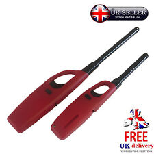 Gas Lighters Butane Refillable Electronic Home Hob Oven BBQ