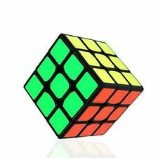Rubik's Cube Professional Speed Cube 3x3x3 Magic Durable Smooth Puzzle Toys Uk