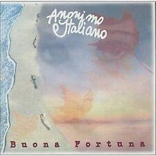 ANONIMO ITALIANO - BUONA FORTUNA - CD - SIGILLATO