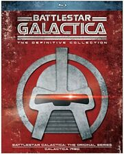 Battlestar Galactica: The Definitive Collection - Tv Sci-Fi Blu-ray