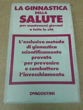 LA GINNASTICA DELLA SALUTE - Manuale +  VHS - De Agostini