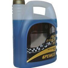 5 Liter Kühlerfrostschutz Frostschutz bis -40°C blau VAG TL774C G11 Pemco 911