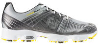 FootJoy Hyperflex II Golf Shoes 51036 Silver Men's New - Choose Size!