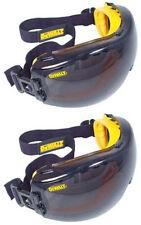 DEWALT DPG82-21C  Smoke Gray  Concealer Goggle - 2 EACH - FREE SHIPPING