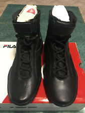 Fila Helmsman-Hi Mens/Boys size 7  black