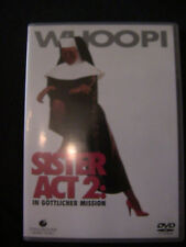 Sister Act 2 DVD