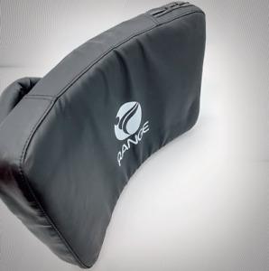 Curved Kickboxing Thai Pad Medium Strike Shield Gym Focus Training Kicking Pads
