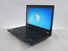 Lenovo ThinkPad T430  2.90Ghz Intel CORE i7 [3520M] 8GB 240ssd Webcam windows 10