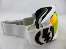 Electric EG1s Snow Goggles Gloss White - Bronze/Red Chrome