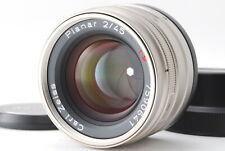 /【NearMint+】Contax Carl Zeiss Planar T* 45mm F/2 AF Lens For G1 G2 (260-a221)