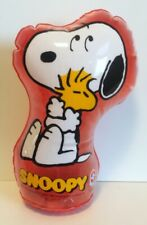 1985 Rare Peanuts Snoopy Inflatable Punching Bag NEW Estrela Brazil!