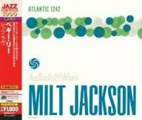 Milt Jackson - Ballads And Blues (NEW CD)