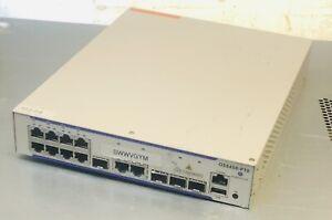 Alcatel-Lucent OS6450-P10 10-Ports Gigabit Ethernet Switch