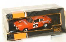 1/43 Ford Capri Mk1 JAGERMEISTER RALLY MONTE CARLO 1973 #203 Schimpf/Zauner