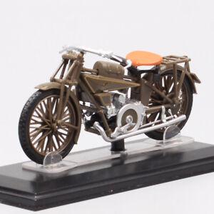 1/24 scale Starline Moto Guzzi Normale Diecast Toy Vehicle motorcycle model bike