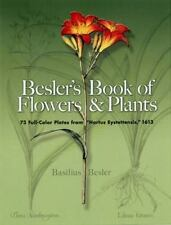 Dover Pictorial Archive: Besler's Book of Flowers and Plants