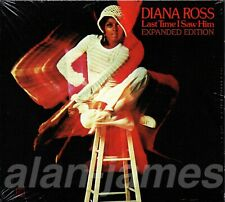 Diana Ross THE LAST TIME I SAW HIM Hip-O Select 2007 RARE 2CD Box Set SEALED