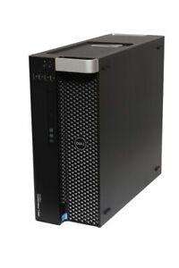 Dell Precision T3610 Mini-Tower / Xeon E5-1620 v2 4x 3,70GHz 8GB 1TB *PC-3496*