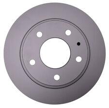 Disc Brake Rotor-Coated Rear ACDelco Advantage 18A553AC