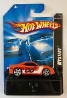 2007 Hotwheels Mystery Car Rapid Transit Orange 20/24 Very Rare!