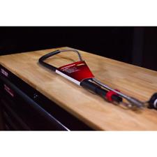 3 Ft Toilet Auger Plumbing Snake Drain Opener Pipe Clog Solution Hand Tool New