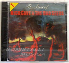NICK CAVE & THE BAD SEEDS - THE BEST OF - CD Sigillato