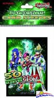 Yugioh Konami ZEXAL 50ct CARD SLEEVES DECK PROTECTORS