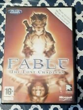FABLE THE LOST CHAPTER CD Rom