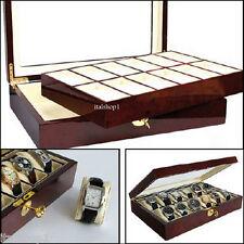 Cassetta Orologi Noble Lackholz Safe 260 1 B Ware