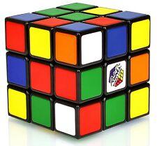 ORIGINALE RUBIK'S CUBE CUBO DI RUBIX Originale Cubo magico QUADRATO GIOCO ROMPICAPO MIND