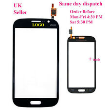Samsung Galaxy Grand i9080 i9082 ab Front Touchscreen Digitizer Glas Schwarz