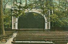 Erie PA The Outdoor Theatre in Waldameer Park