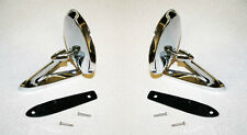 NEW 1964-1966 Mustang Chrome Outside Mirror Right or Left Side Price is Each