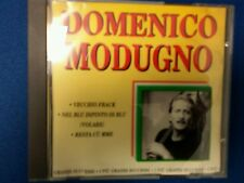 MODUGNO DOMENICO - I PIÙ GRANDI SUCCESSI. CD