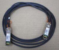 Brand New Genuine Cisco 3 meter 10GbE SFP+ to SFP+ Twinax Cable SFP-H10GB-CU3M