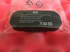 HP NEW 307132-001 3.6v 500MAH Battery GENUINE HP ********2016 DATE CODE*********