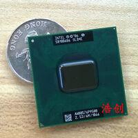 Intel Core 2 Duo P9500 2.53GHz 6MB 1066MHZ Socket P Mobile CPU Processor SLB4E